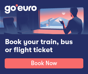 GoEuro - Search & Compare Cheap Buses, Trains & Flights
